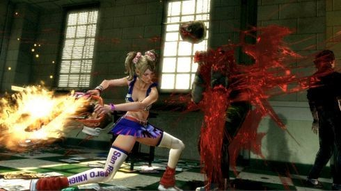 Lollipop chainsaw: превью
