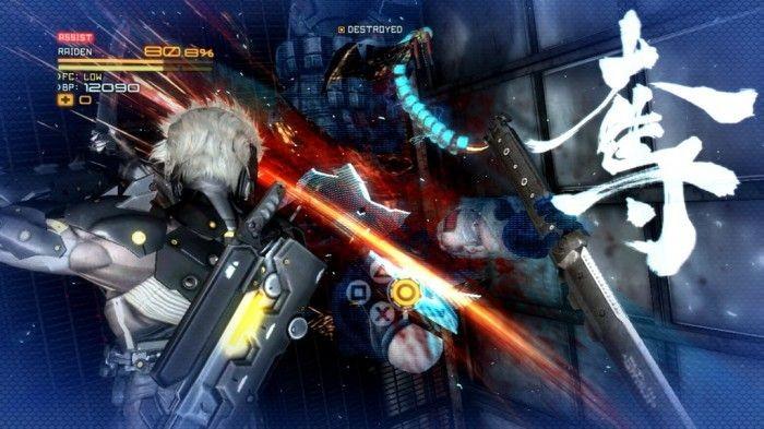 Metal gear rising: revengeance: обзор