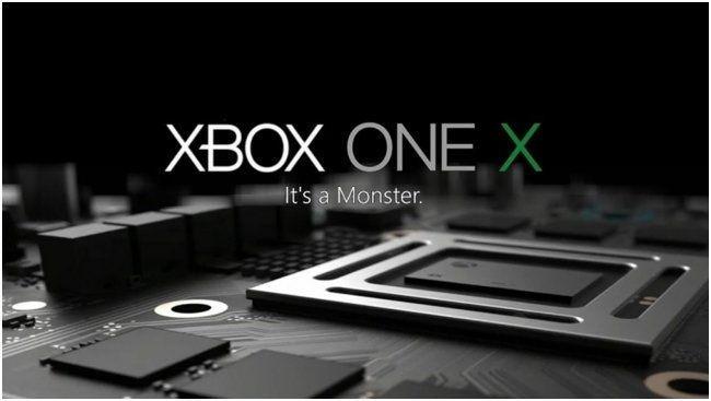 Microsoft надеется на высокий уровень продаж новой консоли xbox one x
