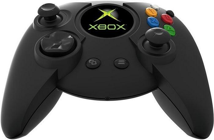 Microsoft возродит громадный контроллер оригинальной xbox в версии для xbox one