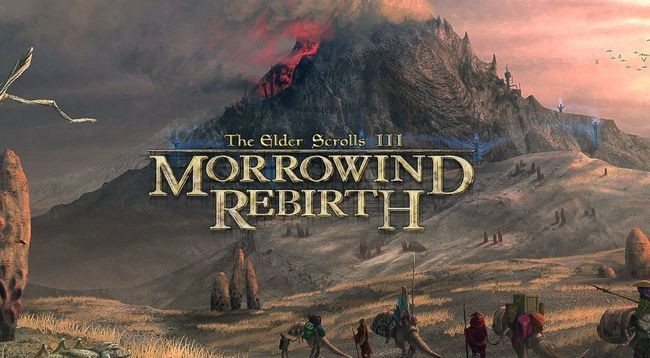 Morrowind rebirth 4.5 – премьера новой версии мода the elder scrolls iii: morrowind