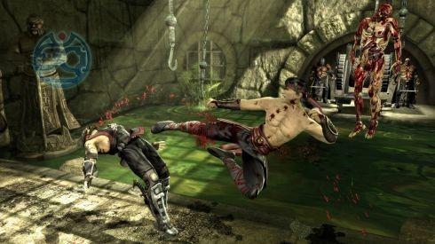 Mortal kombat (2011): превью