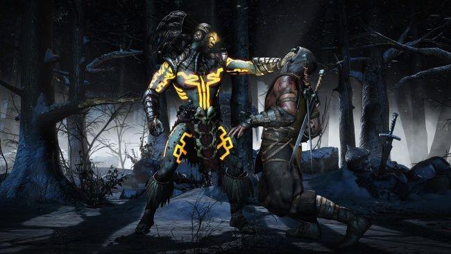 Mortal kombat x: самая абсурдная игра