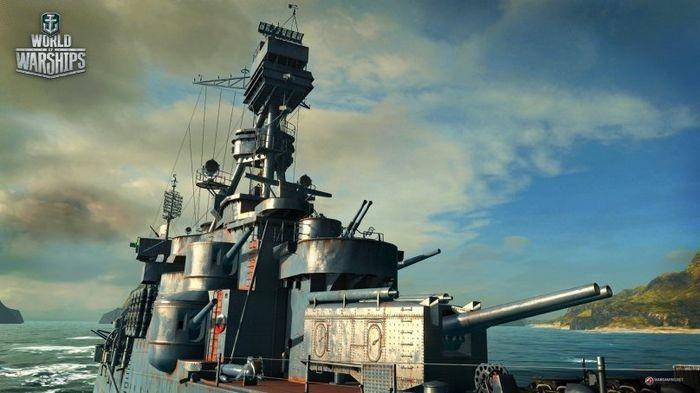 Новый расходник в world of warships. поисковая рлс