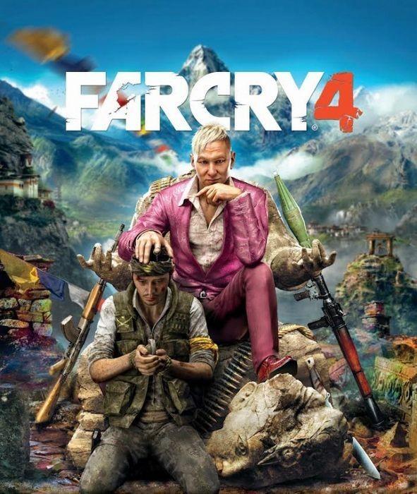 Объявлена дата выхода far cry 4