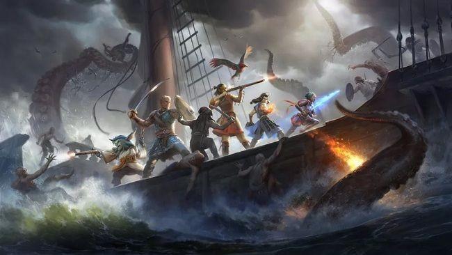 Obsidian объявила дату выхода pillars of eternity 2: deadfire