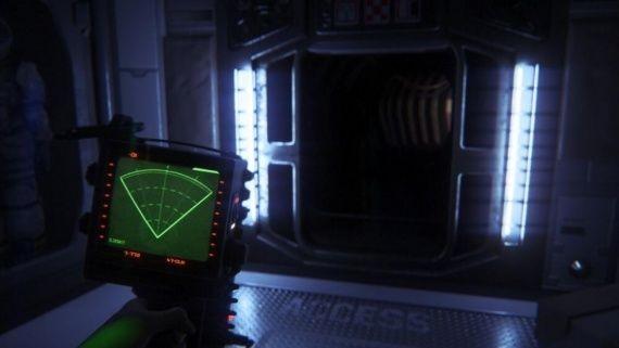 Обзор alien isolation
