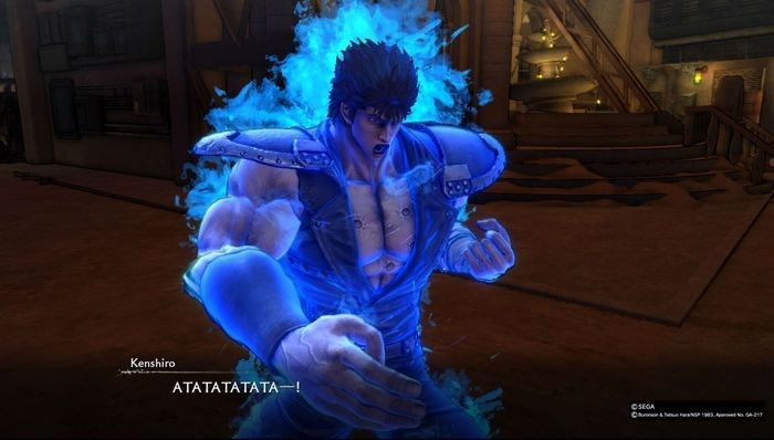 Обзор fist of the north star: lost paradise