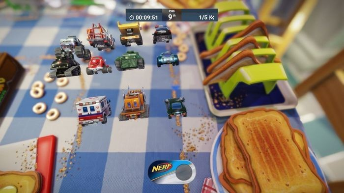 Обзор micro machines world series