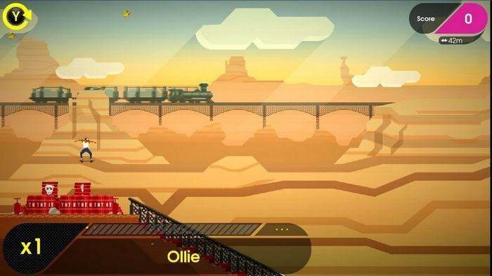 Обзор olliolli2: welcome to olliwood