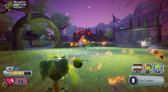 Обзор plants vs. zombies: garden warfare 2