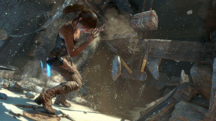 Обзор rise of the tomb raider