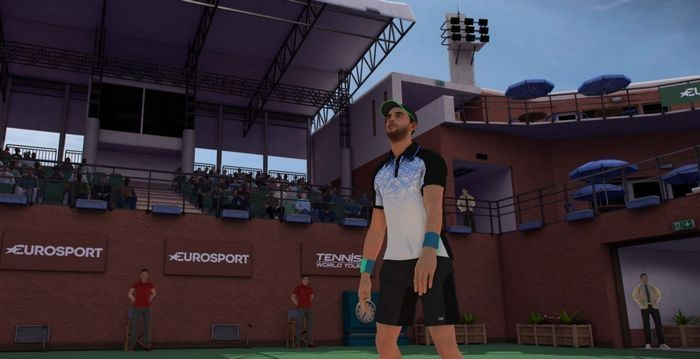 Обзор tennis world tour