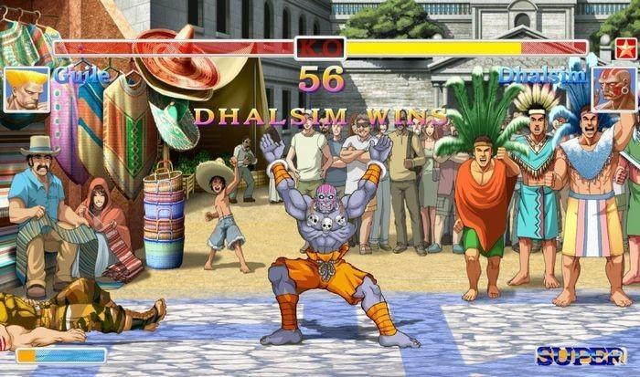 Обзор ultra street fighter ii: the final challengers