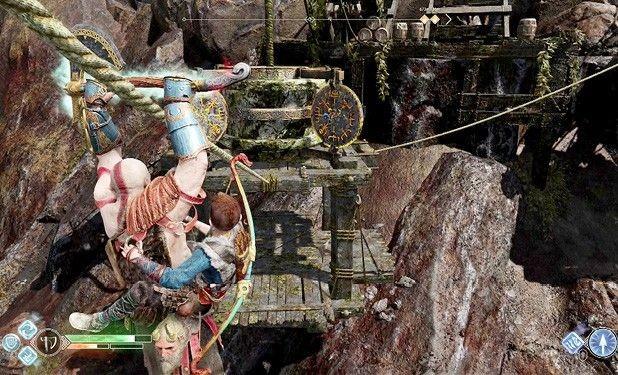 Озеро девяти #10 – башня асгард