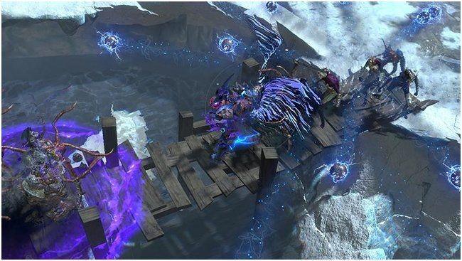Path of exile / дополнение war for the atlas уже доступно