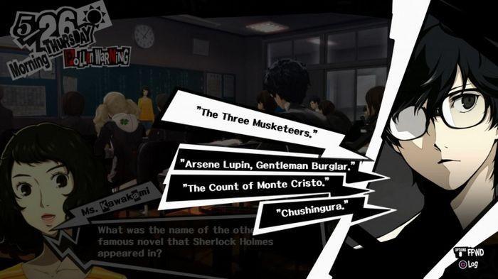 Persona 5: обзор
