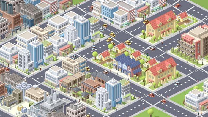 Pocket city – мобильная экономическая стратегия без микроплатежей / первый трейлер