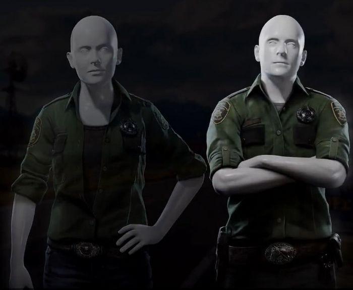 Помощник шерифа (главный герой)
