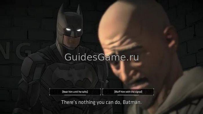 Прохождение batman: the enemy within - эпизод 1. важные диалоги и выборы