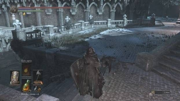 Прохождение dark souls 3. иритилл холодной долины - от церкви йоршка. босс понтифик салливан