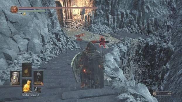 Прохождение dark souls 3. подземелье иритилла