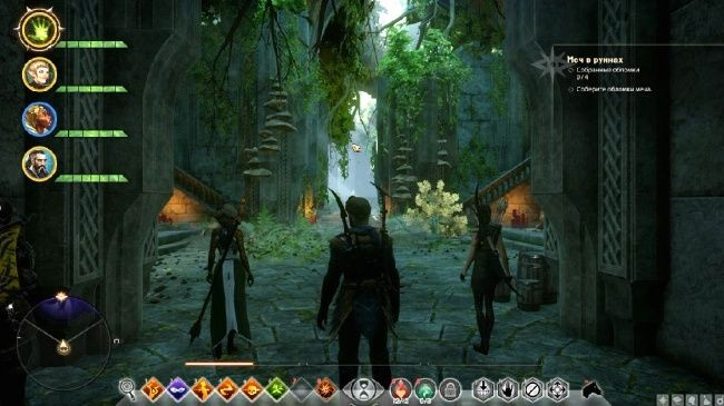 Прохождение dragon age inquisition – сезон v