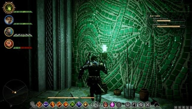 Прохождение dragon age inquisition – сезон vi