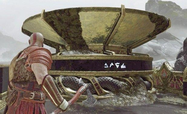 Прохождение god of war #11