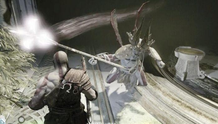 Прохождение god of war #18