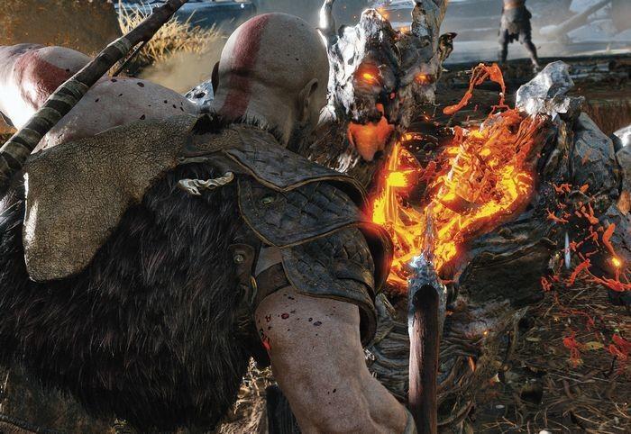 Прохождение god of war #2
