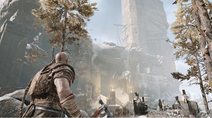 Прохождение god of war #3