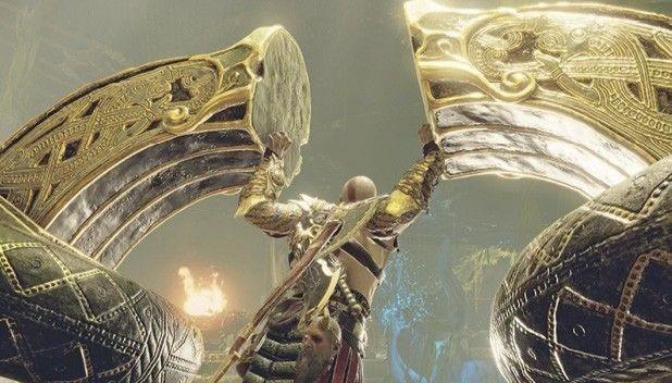 Прохождение god of war #43