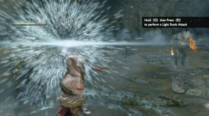 Прохождение god of war #7