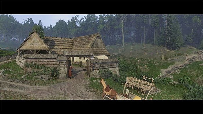 Прохождение kingdom come: deliverance - from the ashes