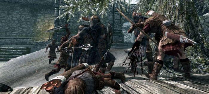 Прохождение skyrim за братьев бури (гражданская война)