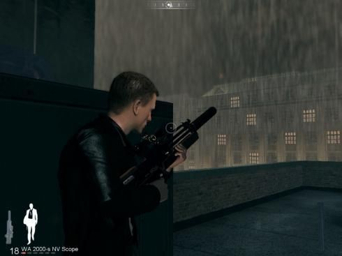 Quantum of solace: the game: обзор