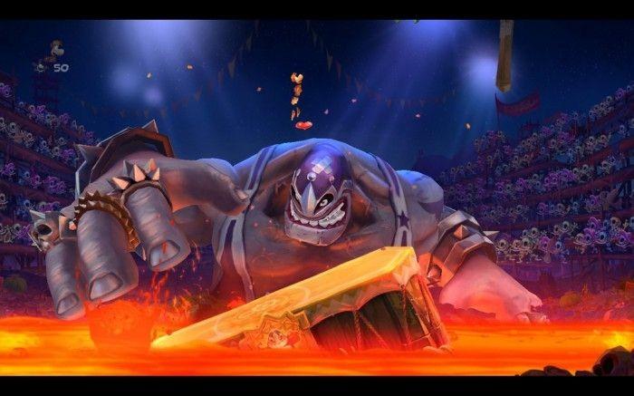 Rayman legends: обзор
