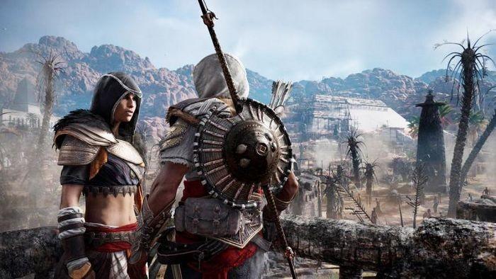 Разработчики ответили на вопросы про «незримые» для assassin's creed: origins
