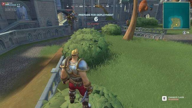 Realm royale — основы игры