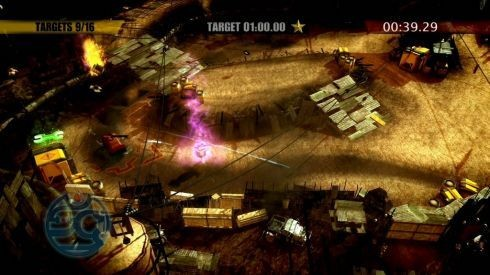 Red faction: battlegrounds: обзор