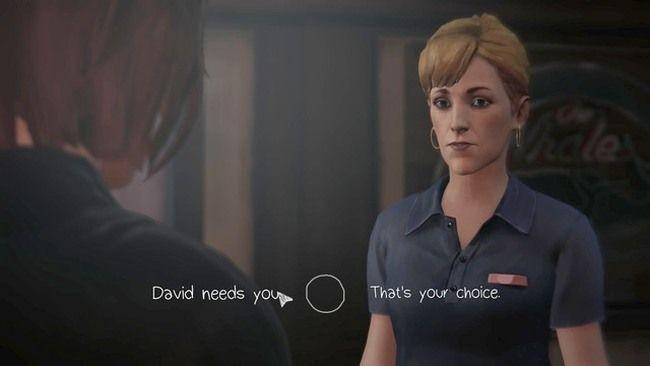 Решения | эпизод 5: поляризованные