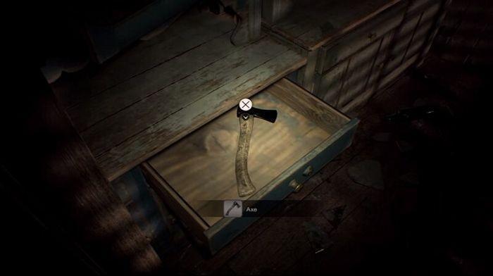 Resident evil 7 – как достать топор