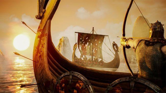 Rune: ragnarok – первое геймплейное видео