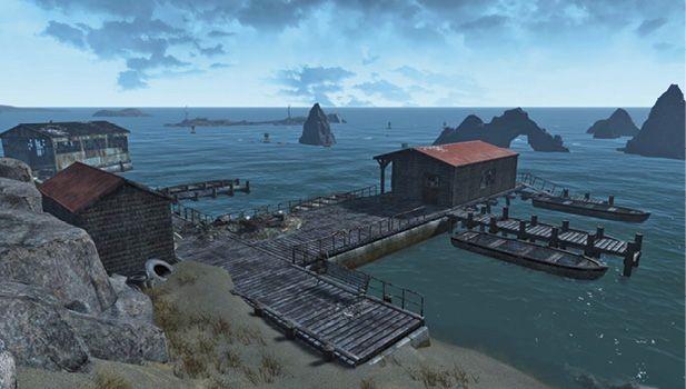 Салем | fallout 4 | карта