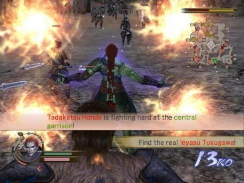Samurai warriors 2: обзор