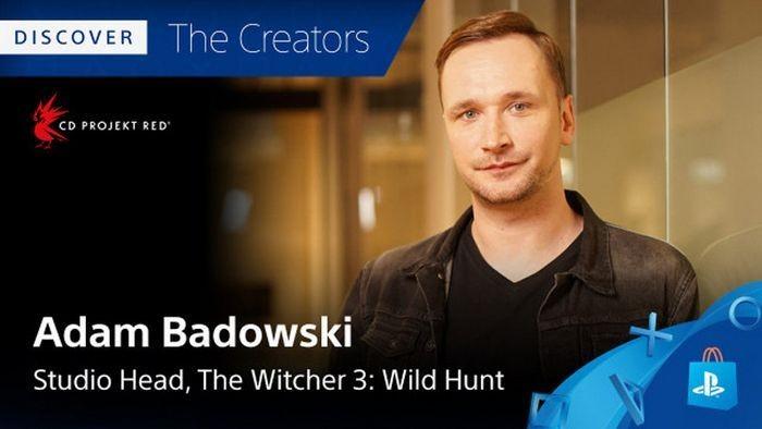Создатель ведьмака 3 рассказал о своих любимых играх на ps4