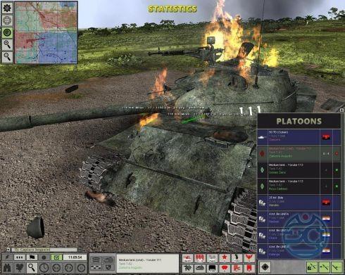 Steel armor: blaze of war: обзор
