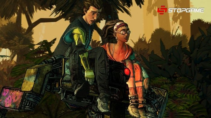 Tales from the borderlands: episode three - catch a ride: прохождение