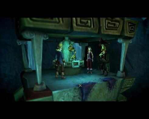 Tales of monkey island: chapter 2 - the siege of spinner cay: обзор